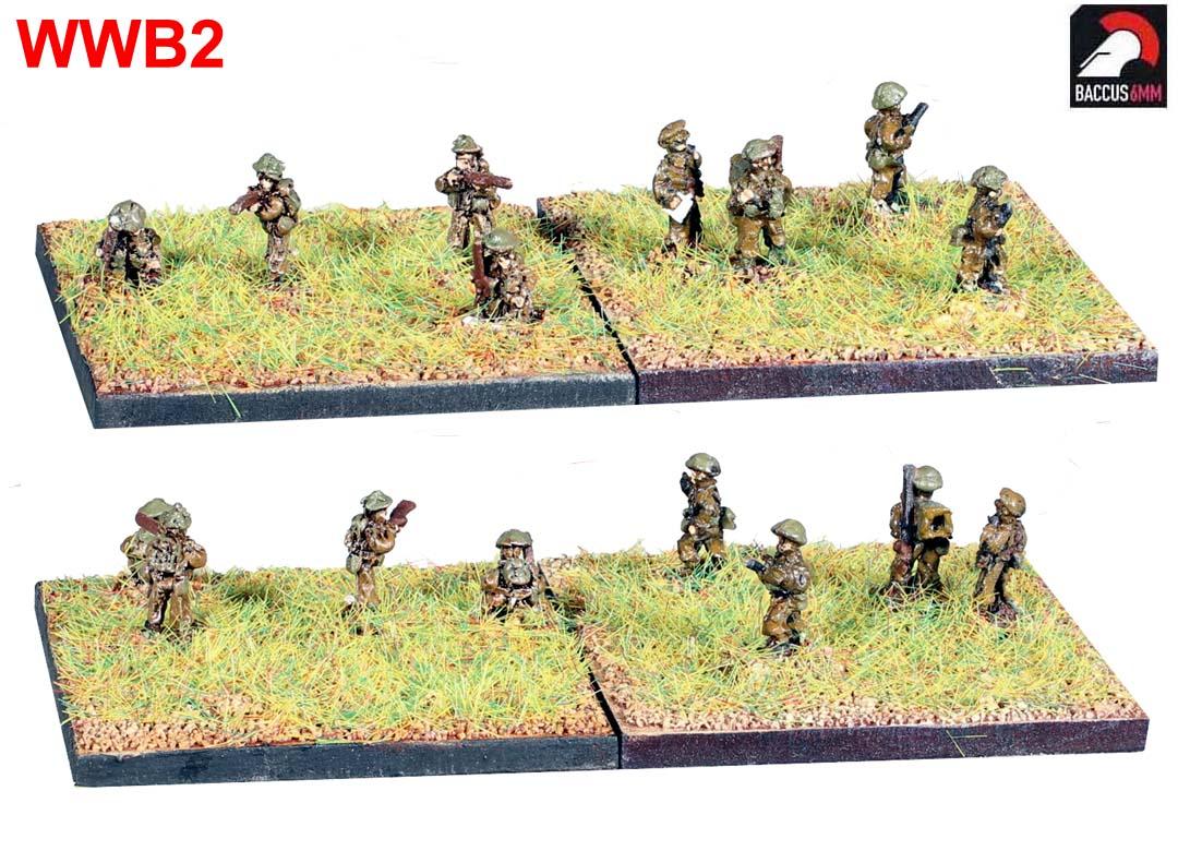 WWB02 - British infantry firing