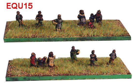 EQU15 - Celtic/German civilians