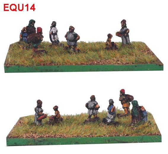 EQU14  - Greek/Roman civilian