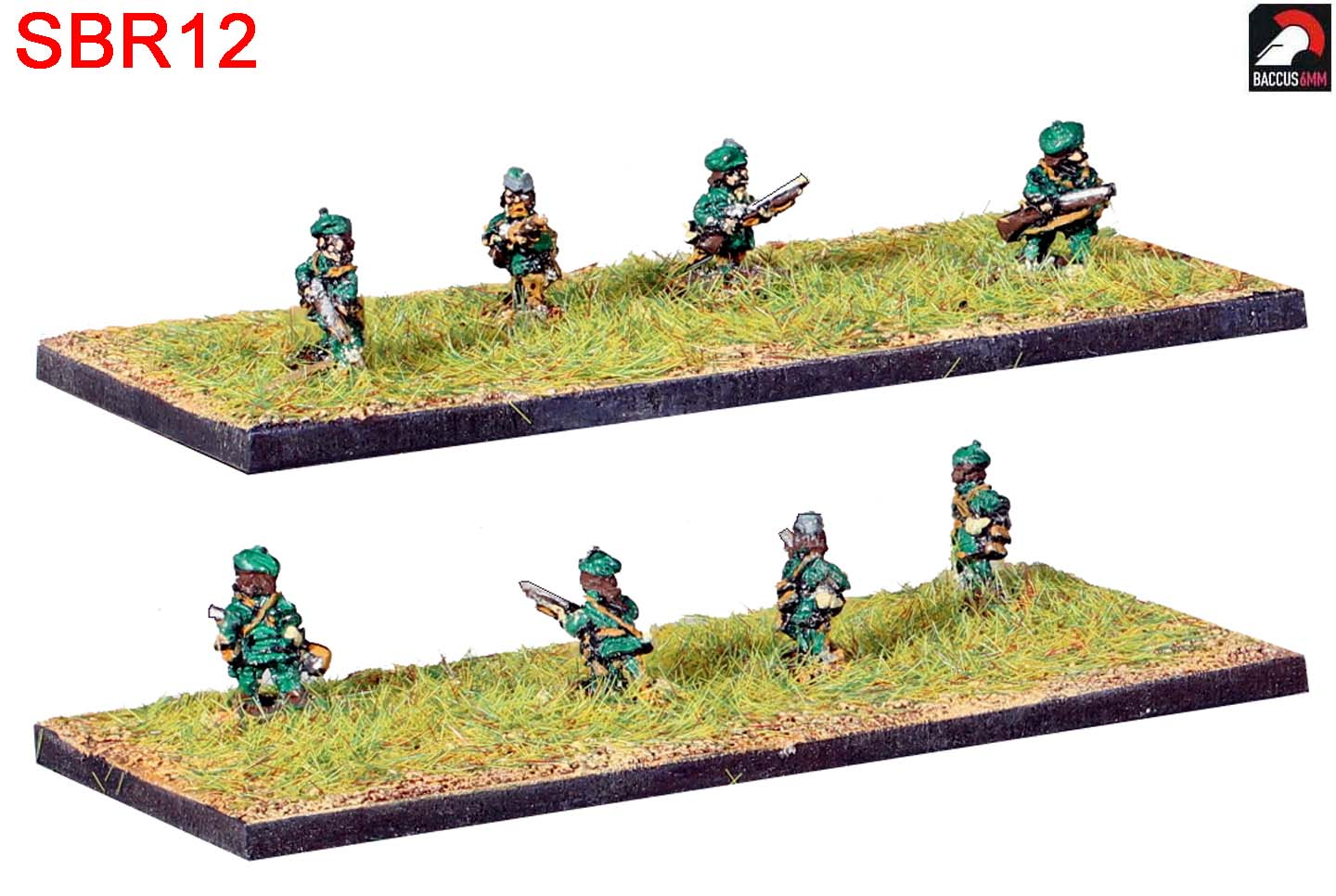 SBR12 - Rangers advancing
