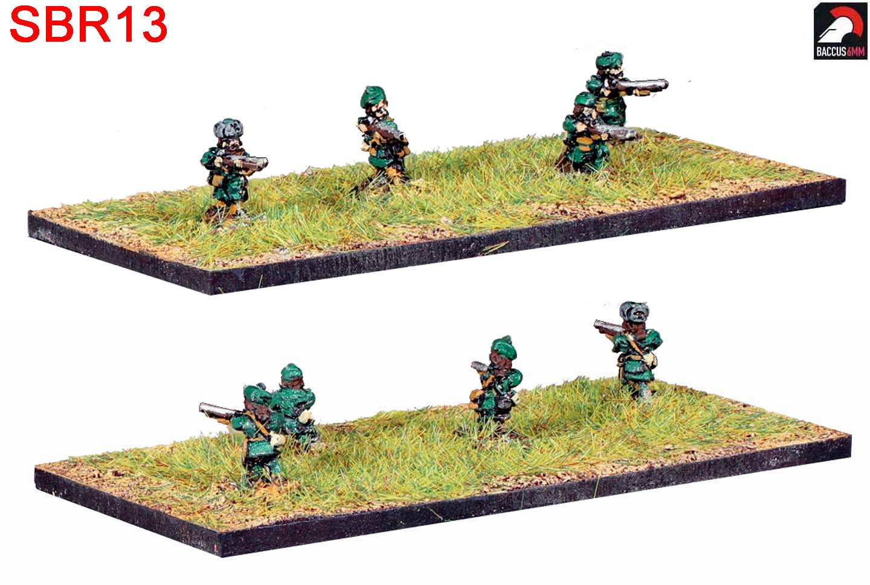 SBR13 - Rangers firing