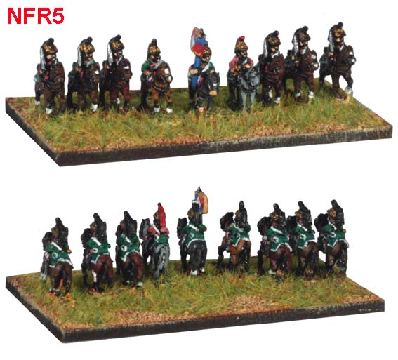 NFR05 - French Dragoons