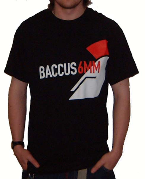 BTS - Baccus T-Shirt - Small