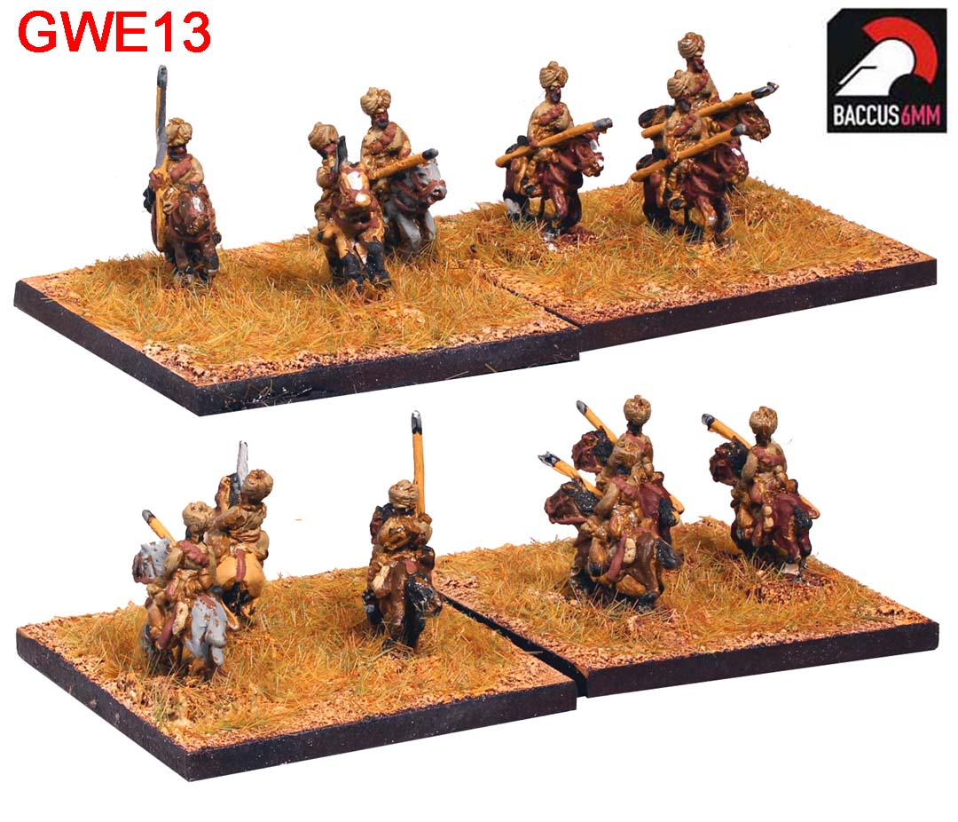 GWE13 - Indian cavalry